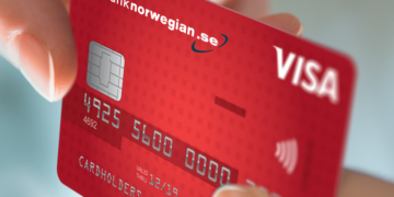 Bank Norwegians kreditkort