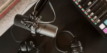 Podcast - Foto DC Podcast Studio og Scandic