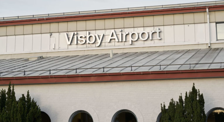 Visby Airport